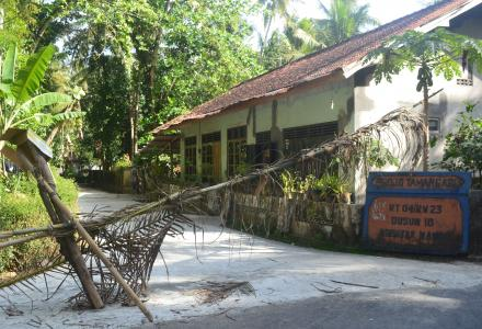 COR Blok di Kwalangan & Gedongsari