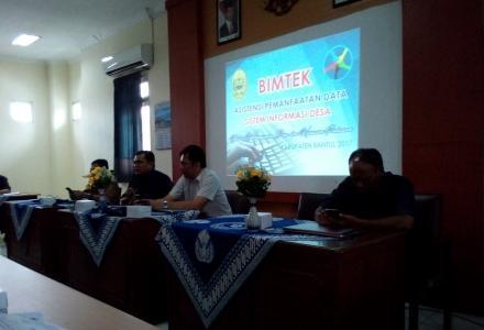 Sistem Informasi Desa untuk Perencanaan Desa yang Visioner
