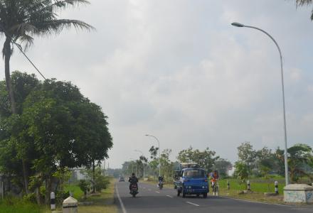 Lampu Penerangan Jalan Gesikan-Sedayu